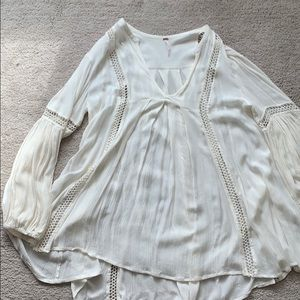 Free People bohemian blouse